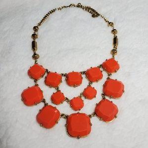"""Stella and Dot """"Olivia"""" Bib necklace"""
